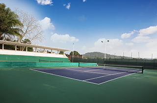 Tennis academy in Poza Rica